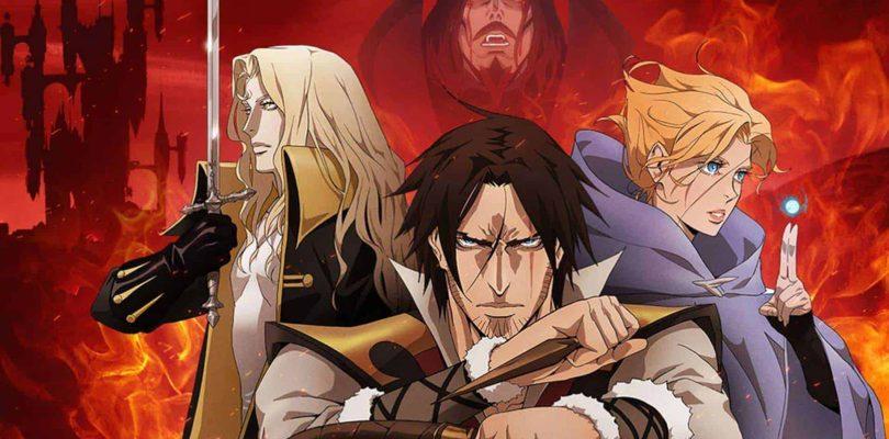 La quatrième et dernière saison de la série animée Castlevania Netflix sera diffusée le 13 mai