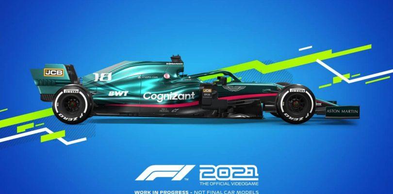 Spécifications PC de F1 2021 révélées