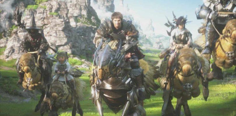 Final Fantasy XIV dépasse 22 millions d'utilisateurs enregistrés
