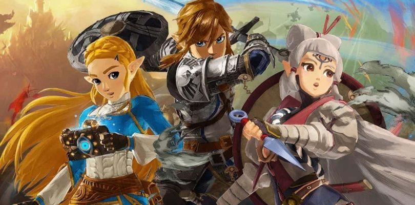 Nintendo annonce les détails du DLC Hyrule Warriors