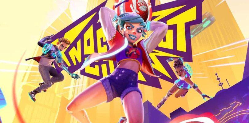 Knockout City se dirige vers la Xbox Game Pass Ultimate et EA Play
