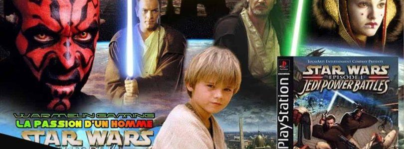 Warétro Episode 4 : Star Wars Episode 1 Jedi Power Battles