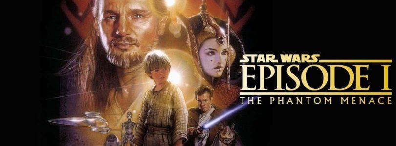 Warétro Episode 16 : Star Wars Episode 1 : La Menace Fantôme