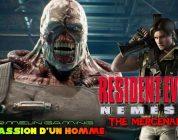 Warétro Episode 10 : RESIDENT EVIL 3 NEMESIS – The Mercenaries