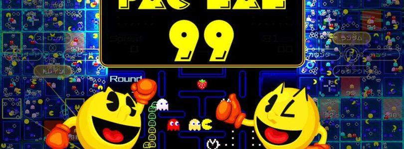 Pac-Man 99 sort aujourd'hui sur Switch