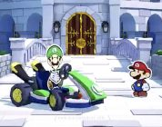 Un fan imagine un Paper Mario Kart