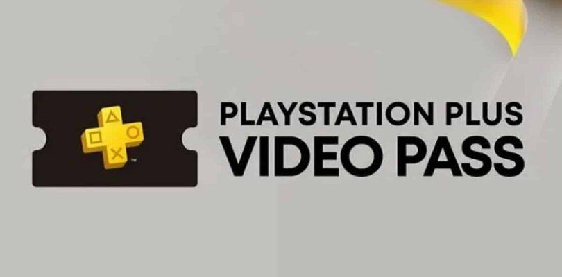 """Sony a accidentellement publié un logo pour un """"PlayStation Plus Video Pass"""""""