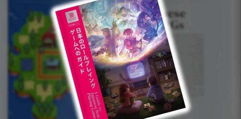 Un livre de 652 pages sur les RPG japonais arrive en juin