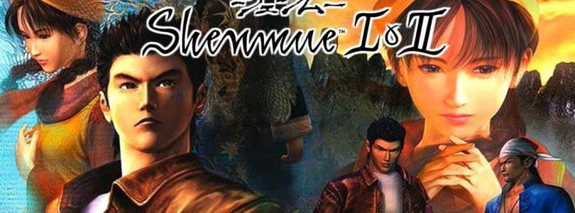 Un groupe de fans travaille sur deux mods Shenmue 1 et 2