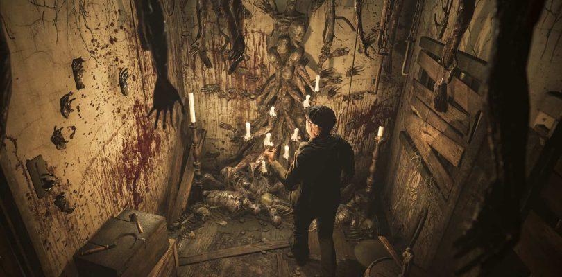 Song of Horror arrive sur PS4 et Xbox One le 28 mai