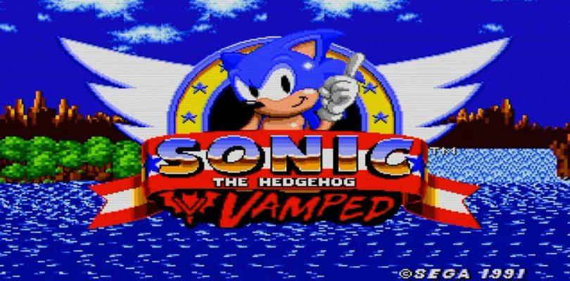 Sonic The Hedgehog sur Amiga