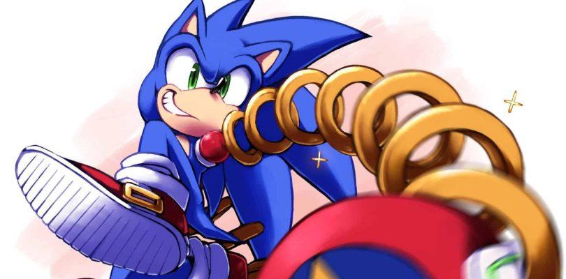 Un fan crée Sonic the Hedgehog dans l'univers de jeu ARMS