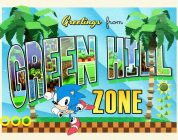 Les zones de Sonic the Hedgehog repensées