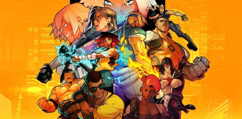 E3 : Huit minutes de gameplay qui présente le DLC Mr.X Nightmare de Streets of Rage 4