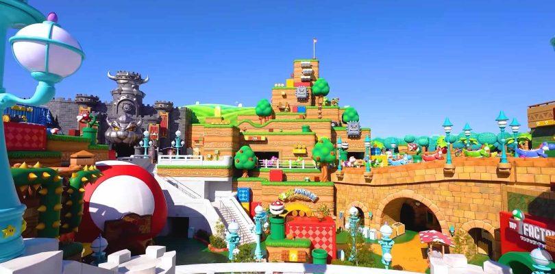 Le Super Nintendo World va peut être fermer en raison du Covid-19