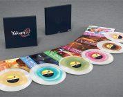 Revivez les grands succès des années 80 avec le vinyle de la bande originale de Yakuza 0