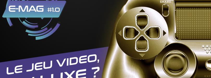 E-MAG #1.0 : Le jeu vidéo est-il devenu un luxe ?
