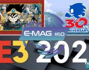 E-MAG #1.0 : E3 2021, DRAGON QUEST et SONIC 30th ! On débrief