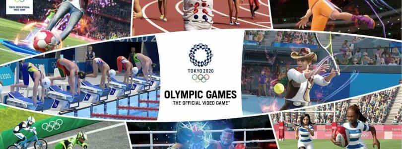 Jeux Olympiques de Tokyo 2020 – Le jeu vidéo Officiel s'annonce pour le 22 juin !