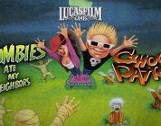 Lucasfilm Classic Games: Zombies Ate My Neighbors et Ghoul Patrol annoncés