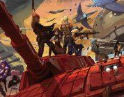 Metal Max Xeno: Reborn prévu en 2022 pour la Switch, PS4 et PC