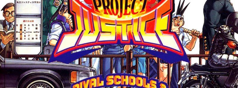Warétro Episode 22 : Project Justice: Rival Schools 2