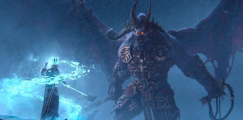 Total War: Warhammer III reporté à l'année prochaine
