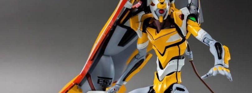 Threezero révèle la nouvelle figurine Prototype Unit-00 d'Evangelion