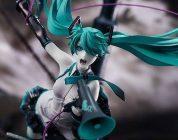 La figurine Hatsune Miku sortira en 2022