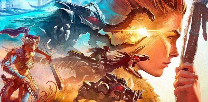 Découvrez le gameplay de Horizon Forbidden West
