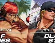 Nouveau trailer de King Of Fighters XV qui révèle Ralf et Clark