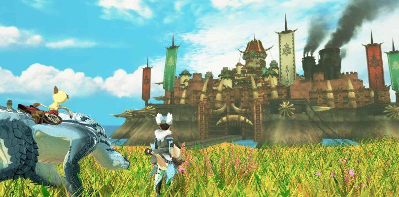 Nouvelle mise à jour pour Monster Hunter Stories 2: Wings of Ruin