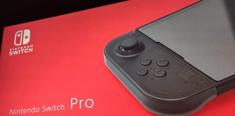 E3 : La nouvelle console Nintendo Switch semble avoir fuité par GameStop