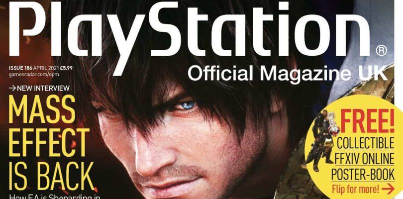 Le magazine officiel PlayStation UK publie son dernier numéro, le dernier magazine officiel des jeux