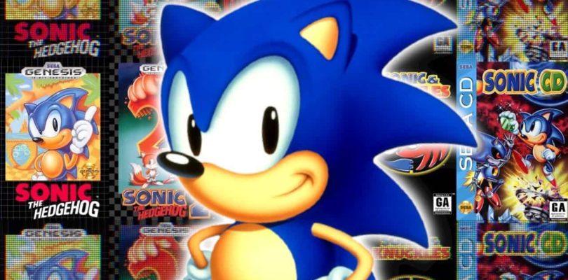 Sonic Origins sortira avant le nouveau titre Sonic