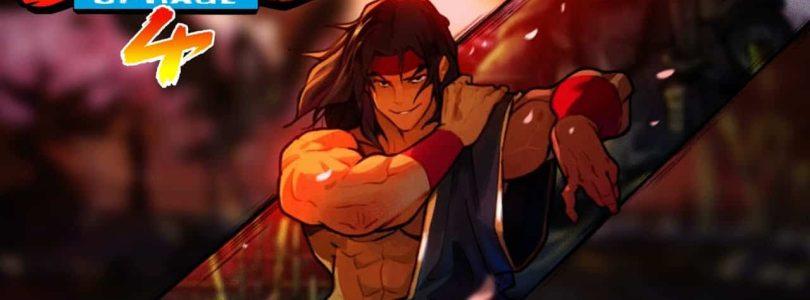 Le DLC Streets of Rage 4 rendra Shiva jouable