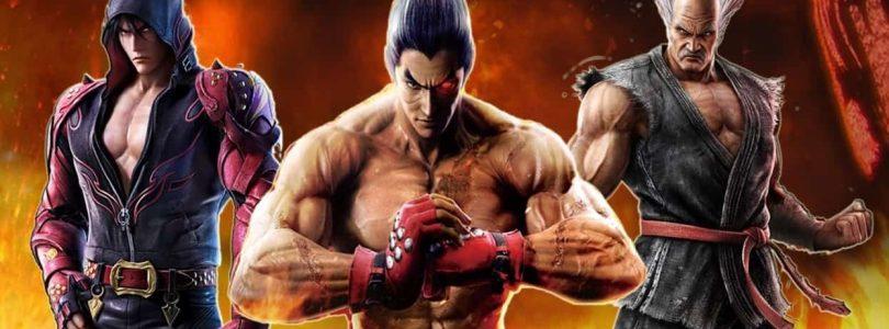 Le retour des tournois en Ligne pour Tekken 7