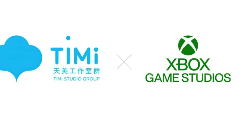 Timi Studios de Tencent forme un partenariat avec Xbox Game Studios