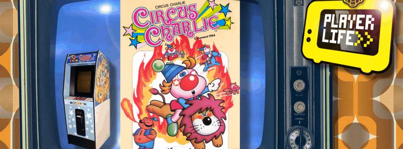Circus Charlie (Arcade) - 06 Player Life (SUB FR/ENG)