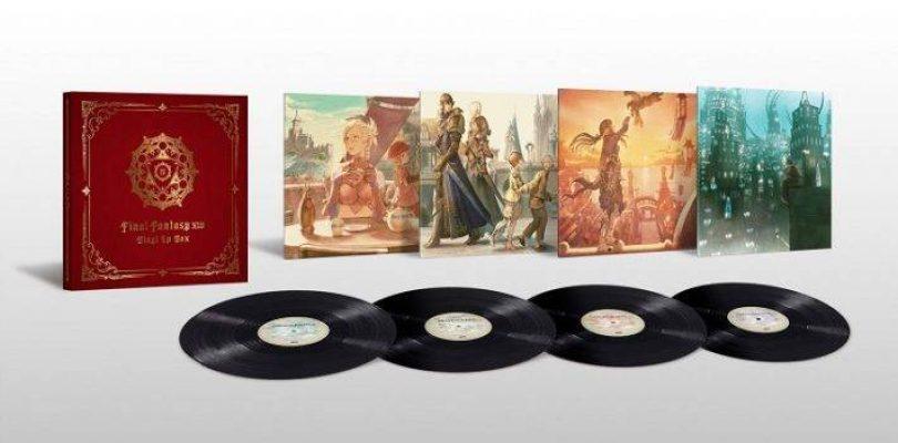 Coffret vinyle Final Fantasy XIV disponible en précommande