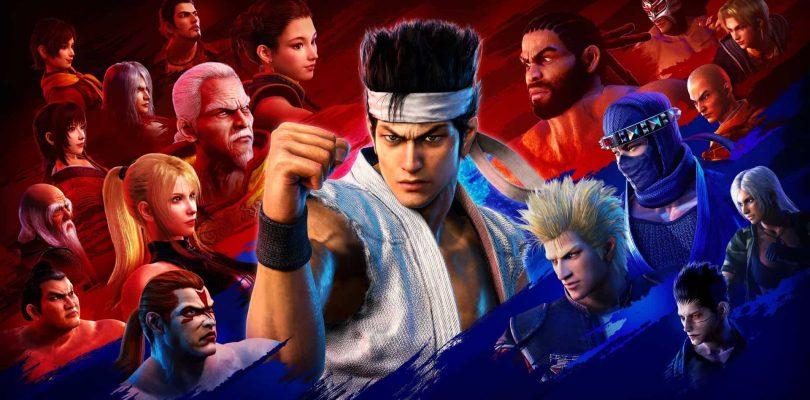 Virtua Fighter 5 Ultimate Showdown arrive également dans les arcades au Japon