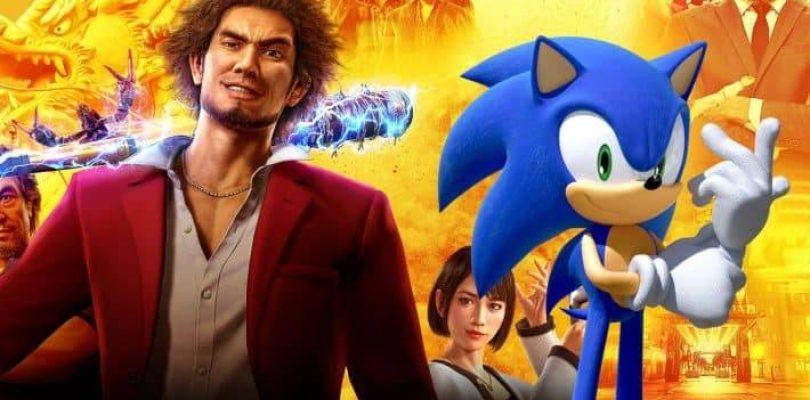 SEGA fait l'éloge de la sortie multi de Yakuza et evoque un nouveau titre Sonic