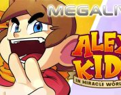 MEGALIVE : Alex Kidd In Miracle World DX