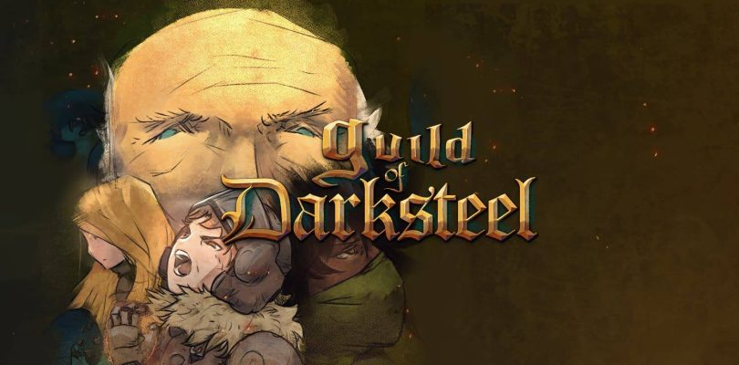Guild of Darksteel sortira le 15 juillet pour Switch et PC, version PS4 annulée