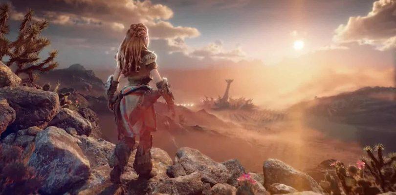 Horizon Forbidden West est dans les dernières étapes de son développement