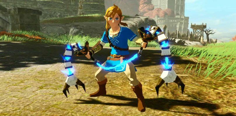 """E3 : Lancement du """"DLC Pulse of the Ancients"""" Hyrule Warriors: Age of Calamity le 18 juin"""
