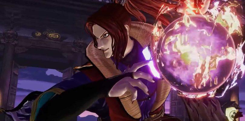 Découvrez le gameplay d'Amakusa sur Samurai Shodown