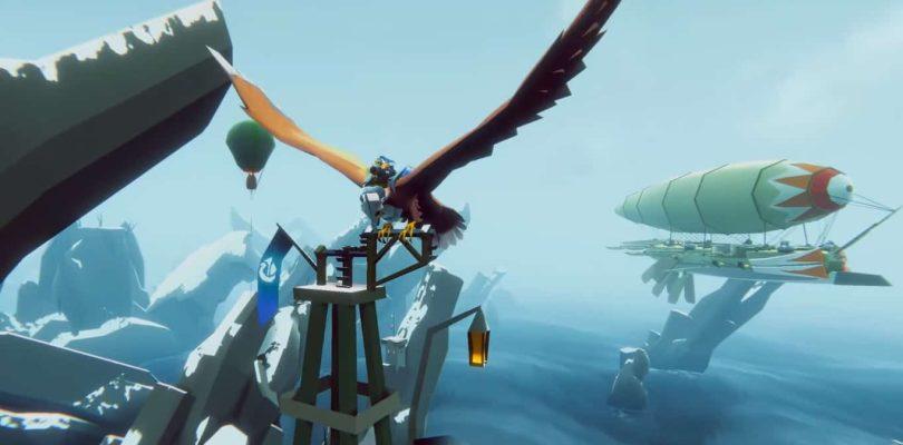 The Falconeer: Warrior Edition sur PS5 tournera en 4K et 60 FPS