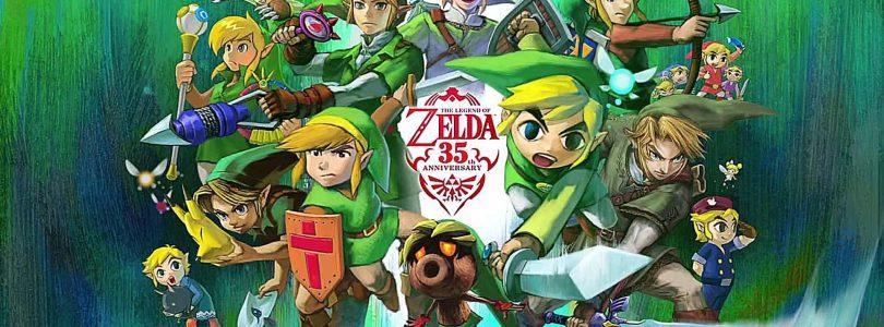 Nintendo n'a pas l'intention d'apporter plus de jeux Zelda sur Switch pour son 35e anniversaire
