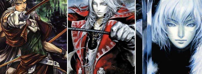 Castlevania Advance Collection évalué à Taïwan pour Switch, PS4, Xbox One et PC